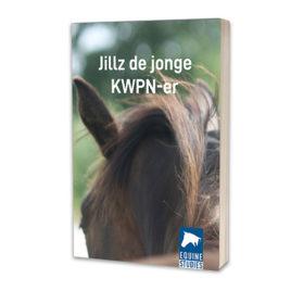 Boek Jillz de jonge KWPN-er